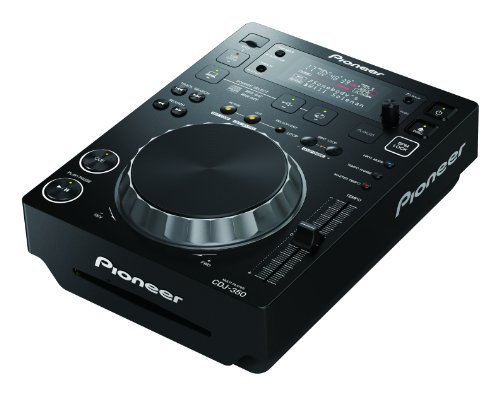 PIONEER CDJ-350-K (black) cd player
