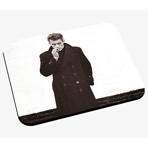 Mausunterlage Foto von Star Berühmte James Dean Schauspieler Altes Kino Original 6 (Stars Kino 6)