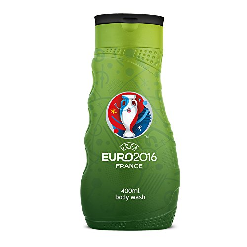 UEFA Euro 2016 Gel Douche Vert 400 ml