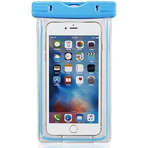 Tang Imp natación canotaje impermeable teléfono móvil Universal bolsa seco bolsa brazalete para iPhone 6plus se 65S iPod Samsung Galaxy mp3mp4tarjetas de auriculares,