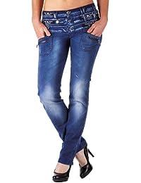 CIPO & BAXX Damen Jeans CBW-282
