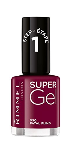 Rimmel London Super Gel Esmalte Uñas Tono 50 - 12