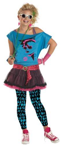 California Kost-m Kollektionen CC05038-S Teen Valley Girl Kost-m Klein (Valley Girl Kostüm)