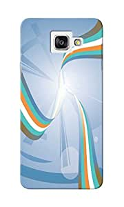 CimaCase Abstract Designer 3D Printed Case Cover For Samsung Galaxy A7 2016
