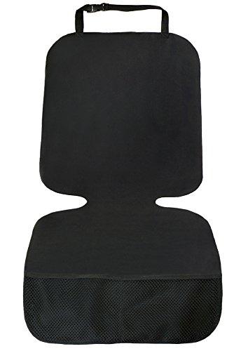 Premium Modello Copertura per seggiolini auto Protezione Sedile Auto Protezione per il seggiolino auto Impermeabile misura universale NERO [085]