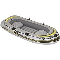 Sevylor Schlauchboot Supercaravelle XR116GTX-7, aufblasbares Boot für 4 Personen, 322 x 132 cm