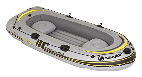 Sevylor XR116GTX 7 Super Caravelle - Bote inflable