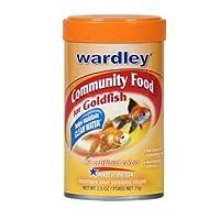 Wardley 1525 Goldfish Flakes Pet Food - 28 gms