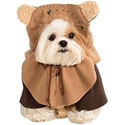 Star Wars Ewok disfraz de mascota Perro película cinta de correr Cute Funny