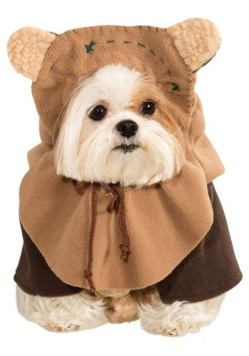 Ewok Star Wars Pet Costume -Dog (Pet Wars Star)