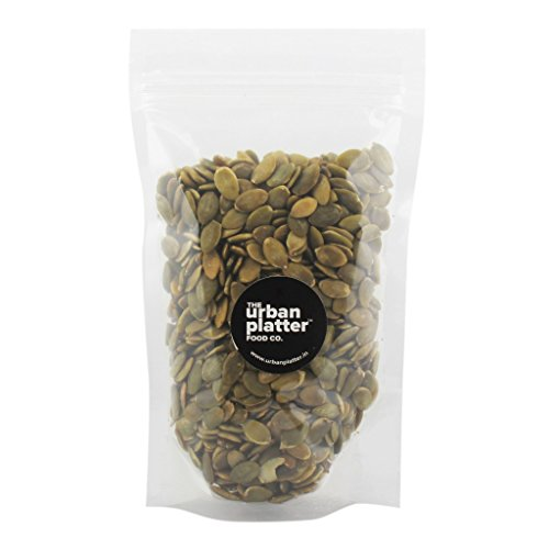 Urban Platter Pumpkin Seeds, 100g  available at amazon for Rs.160