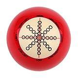Baoblaze Snooker Trainingsball Billardkugeln einzeln Cue Ball 57mm