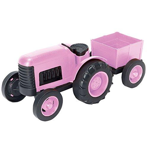Unbekannt Green Toys Traktor (Pink) Limited Edition, Limitierte Auflage, TRTP-1137