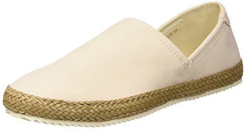 Marc O'Polo Slip-on shoes, Damen  Espadrilles, Weiß (Cream), 36 EU (3.5 UK)