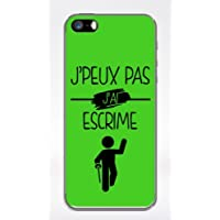 coque iphone 5 escrime