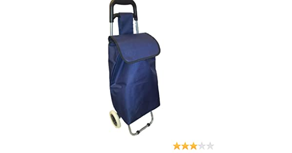 NAKELUCY Robust Lightweight Luggage Trolley Portable Folding Cart with Wheels for Travel Moving Capacity to 25 kg//55 lbs wonderful