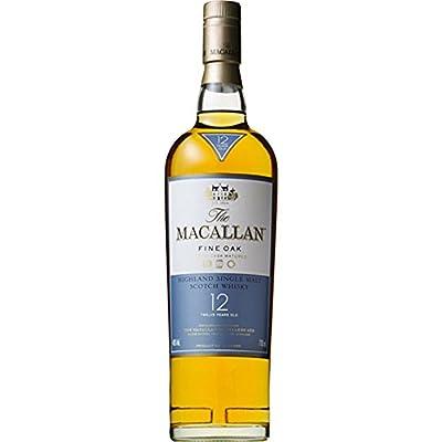 The Macallan 12 Year Old Fine Oak Single Malt Whisky