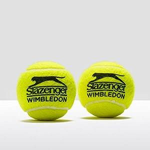 Slazenger Wimbledon 3 Tennis Ball Can Review 2018