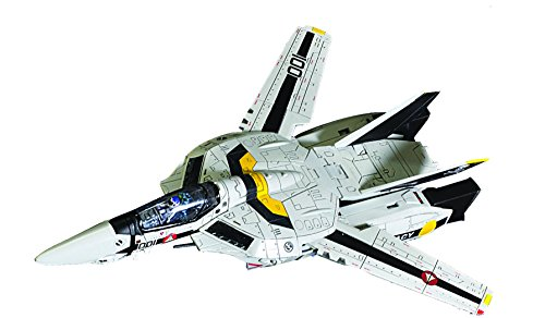 KITZCONCEPT'S Collectible 1/72 Scale Series Robotech VF-1S Valkyrie Roy FOKKER'S VERITECH Fighter 19cm