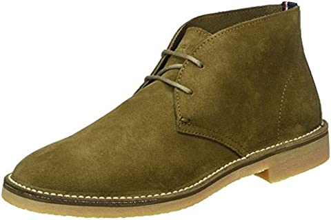 Tommy Hilfiger Herren S2285OMERSET 1B Chukka Boots, Braun (Shitake 230),