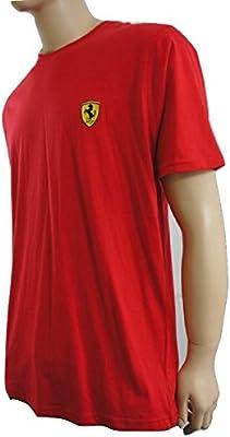 Ferrari - Polo - Básico - para hombre rojo Rojo