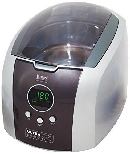 james-products-ultrasonic-7000s-jewellery-spectacle-cd-dvd-coins-personal-care-cleaner-with-extended