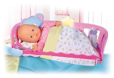 Nenuco - Cunita Duerme Conmigo (Famosa) 700007431 por Famosa
