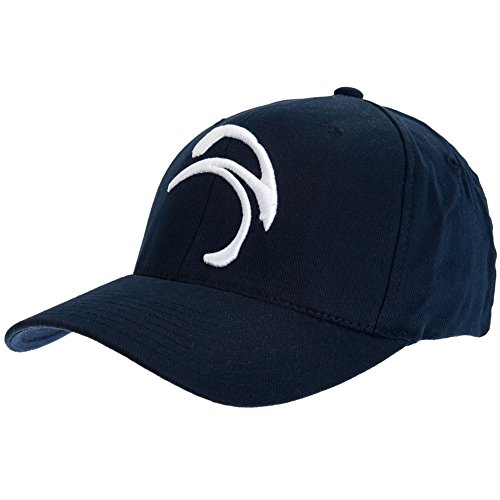 ac–Navy Logo–Baseball Cap Baumwolle Hat (Tupac Maske)