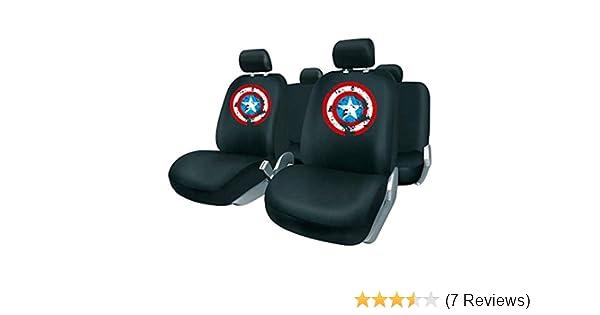 Marvel Capitan America Capa101 Spiel Captain Black Covers Schwarz Auto
