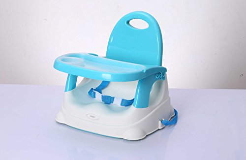Baby/Toddler Adjustable High Chair/Booster Seat with Tray by duqqy 41nCmA6mh9L