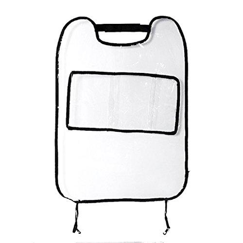 Pad de bombo asiento trasero - SODIAL(R) Bolsa de almacenamiento de coche...