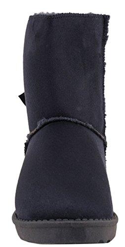Navy Slouch Stivali Blu Donna Elara A6fqUcwTw