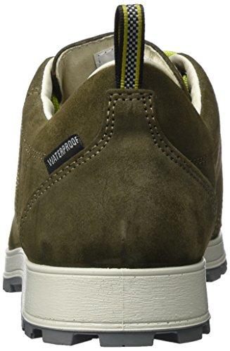Cmp Uomo Atik Wp Sneaker Verde (avocado)