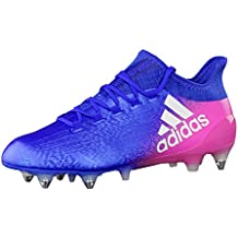 best service 4cfe8 0759f adidas X 16.1 Soft Ground Football Boots, Chaussures de Fitness Homme
