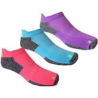More Mile Womens Challenger Coolmax Running Socks (3 Pair Pack)