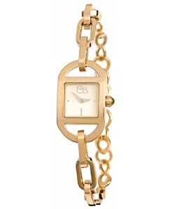 Betty Barclay Ladies Gold PVD Bracelet Watch - BB035.80.111.929
