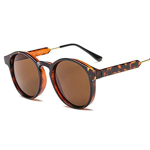 CCMOO Retro Runde Sonnenbrille Männer Frauen für Kreis intage Sun Glasses-2