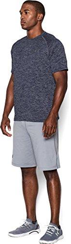 Under Armour Herren Fitness T-Shirt UA Tech Tee Academy