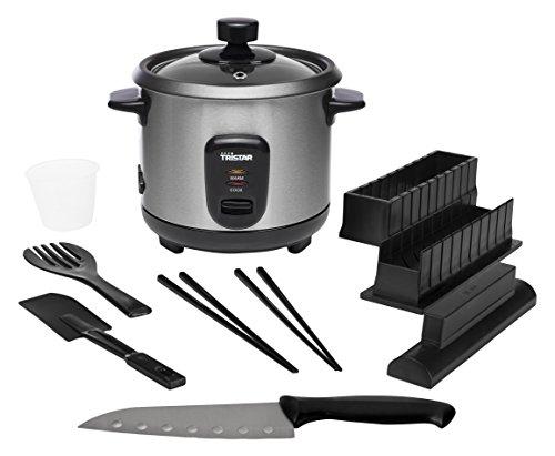 Tristar RK-6140 Reiskocher und Sushi Set