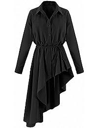 haut habill noir robes femme v tements. Black Bedroom Furniture Sets. Home Design Ideas