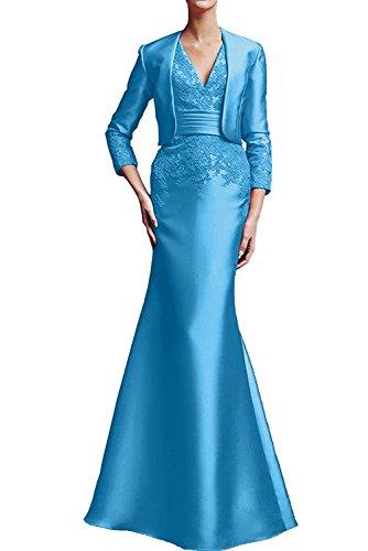 Ivydressing - Robe - Crayon - Femme bleu foncé