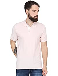 Urban Nomad Pale Peach Polo T-shirt