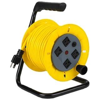 Alert Stamping 7140A 40ft Manual Cord Reel