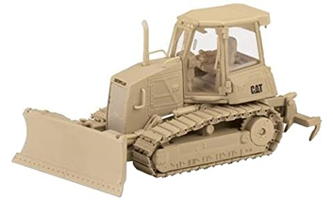 NORSCOT 1/50 CatD6K track type tractor Military (japan import)