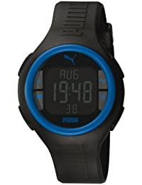 Puma Time Active Herrenuhr PULS BLACK BLUE A.PU910541005