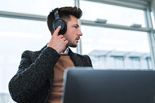 beyerdynamic Lagoon ANC Traveller Bluetooth-Kopfhörer mit Active Noise Cancelling und Klang-Personalisierung (schwarz) - 7