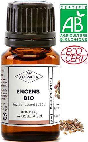 Huile essentielle d'Encens BIO - MyCosmetik - 10 ml