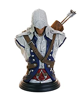 "Figurine: Assassin's Creed III ""Buste Connor"" (B01N4RPRC7) 
