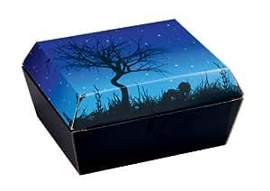 NIPS 102203080 Cercueil pour animal AMOPET 37 x 32 x 19 cm