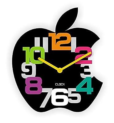 3D orologio da parete di Design da cucina Baduhr office Clock da ...